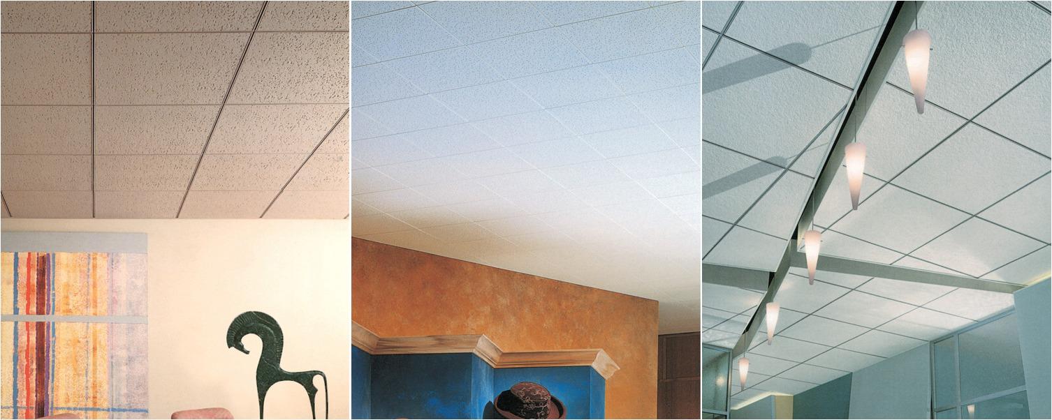 Ceiling tile planks